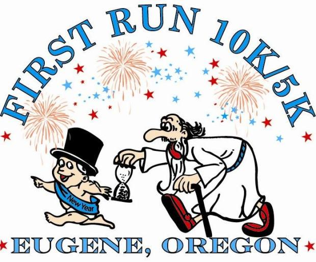 First Run Eugene logo