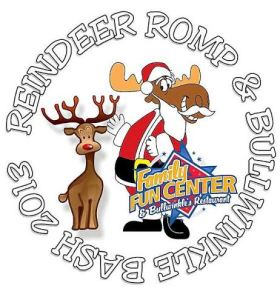 Reindeer Romp logo