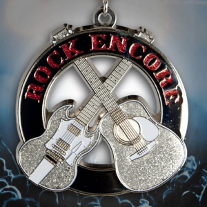 Rock 'N' Roll Rock Encore Medal for Doing 2 RNR Races