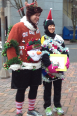 Jingle Bell Run Ugliest Sweater