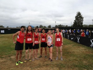Cool singlets are a given for the Red Lizards.