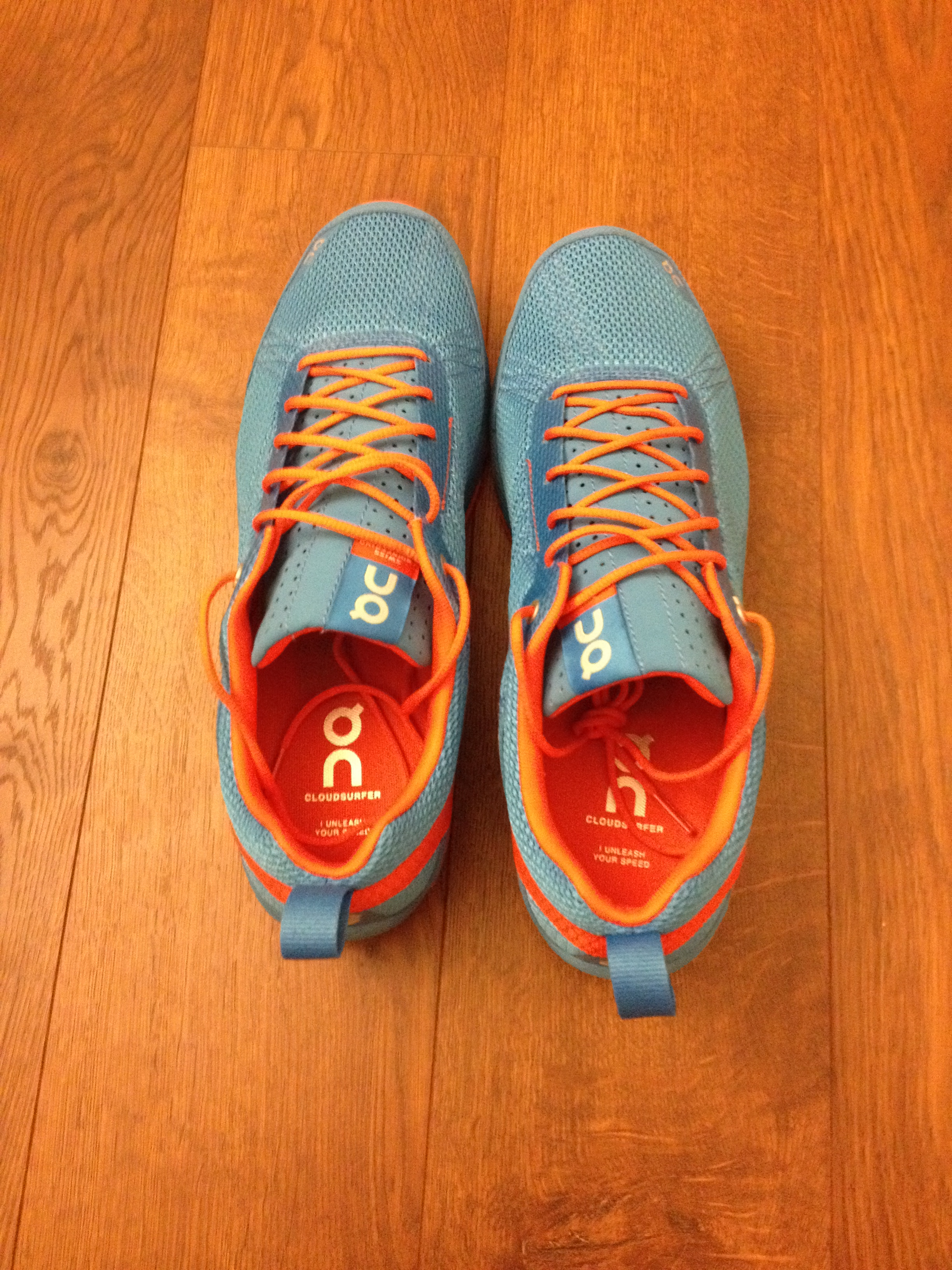 Shoe Review: On Cloudsurfer – the 150