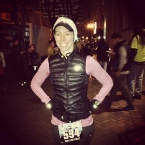 Liz Dooley at the 2014 First Run