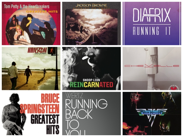 "Matt's ""Running"" Playlist"