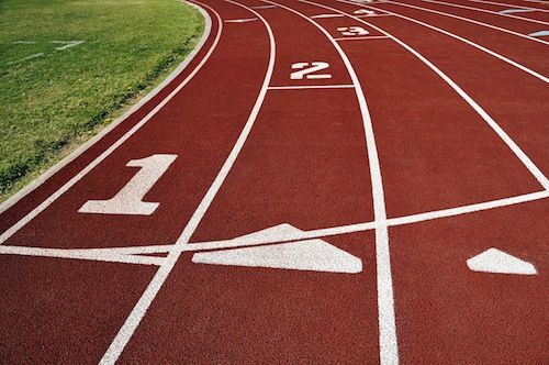 running-track