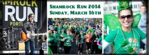 Shamrock Run Photos by Waz-Mix Pix Compilation a Cover Photo on the Shamrock Run Facebook Page