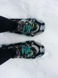 Snowshoes Credit: Amber Corsen