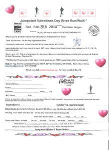 The-Dalles-Valentines-Run
