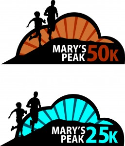 "Oregon Trail Runs ""Mary's Peak 50k/25k"" 6/21/14"