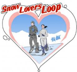 Snow Lovers Loop Snowshoe Race 3/1/2014