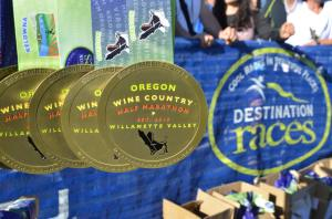 The Oregon Wine Country Half Marathon is on Nikki's list ... will it make yours?