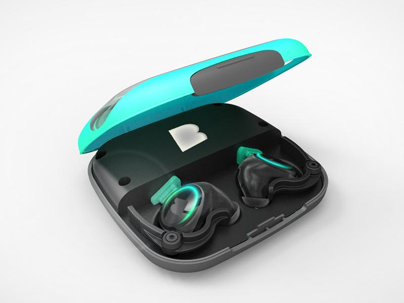 kickstarter of the week the dash wireless smart in ear headphones run or. Black Bedroom Furniture Sets. Home Design Ideas