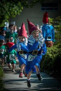 2014 Garden Gnome race