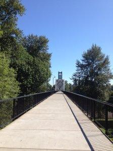 Union Street Pedestrian Bridge