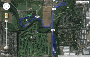 Here's a course map of the 2014 First Responder 5k.