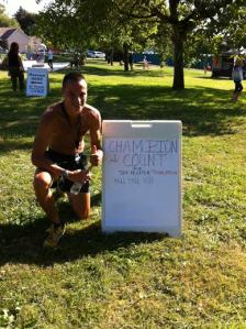 After running the Fueled by Fine Wine Half in 2013