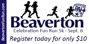 Beaverton Fun Run