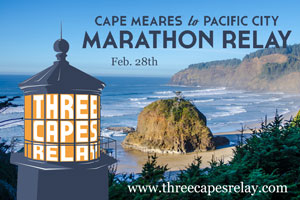 Three Capes Relay