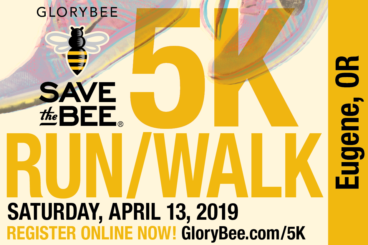 "643e1b3eb97f3 All proceeds from the race go towards ""SAVE the BEE"" campaign!"