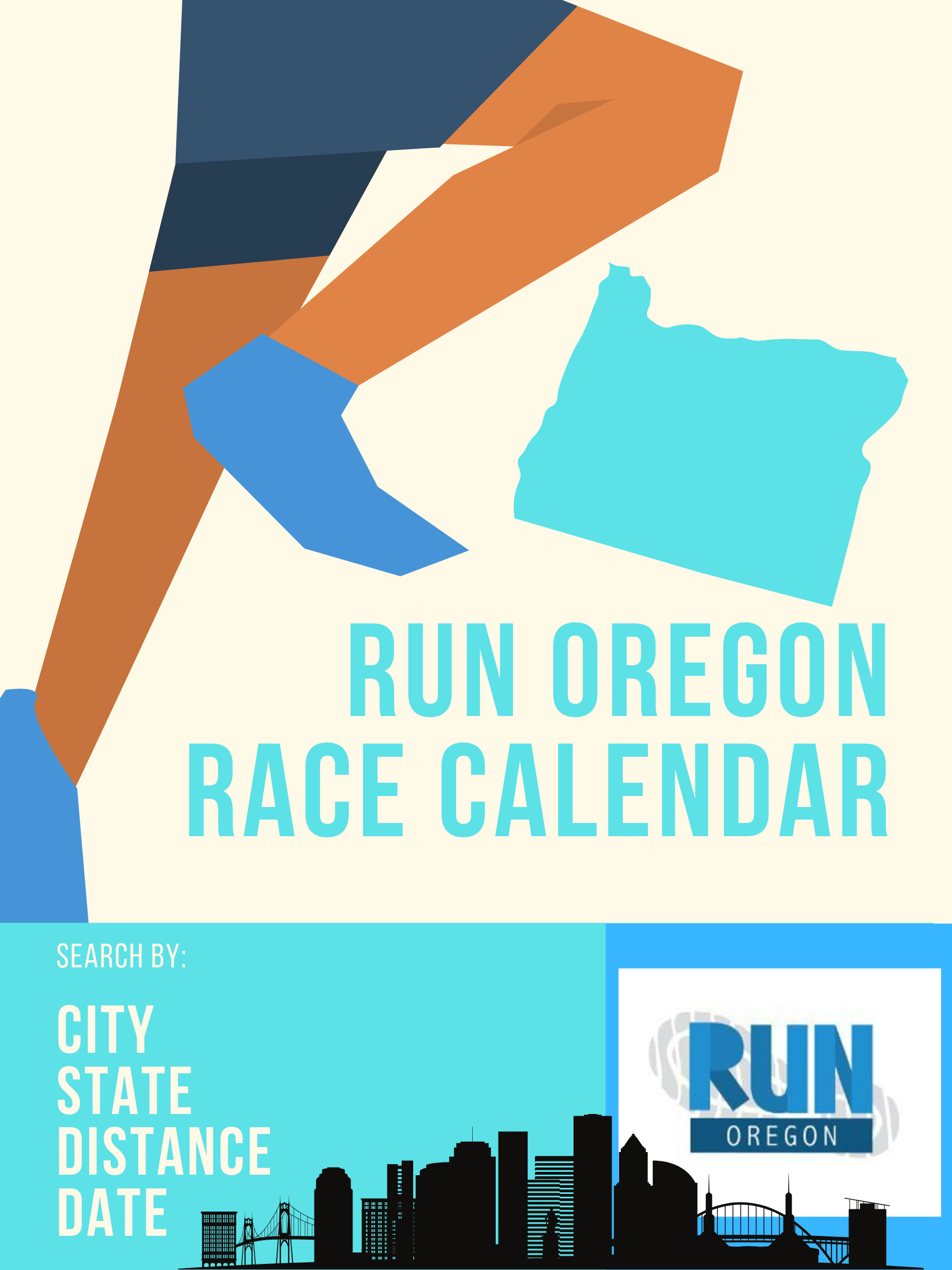 Run Oregon Race Calendar